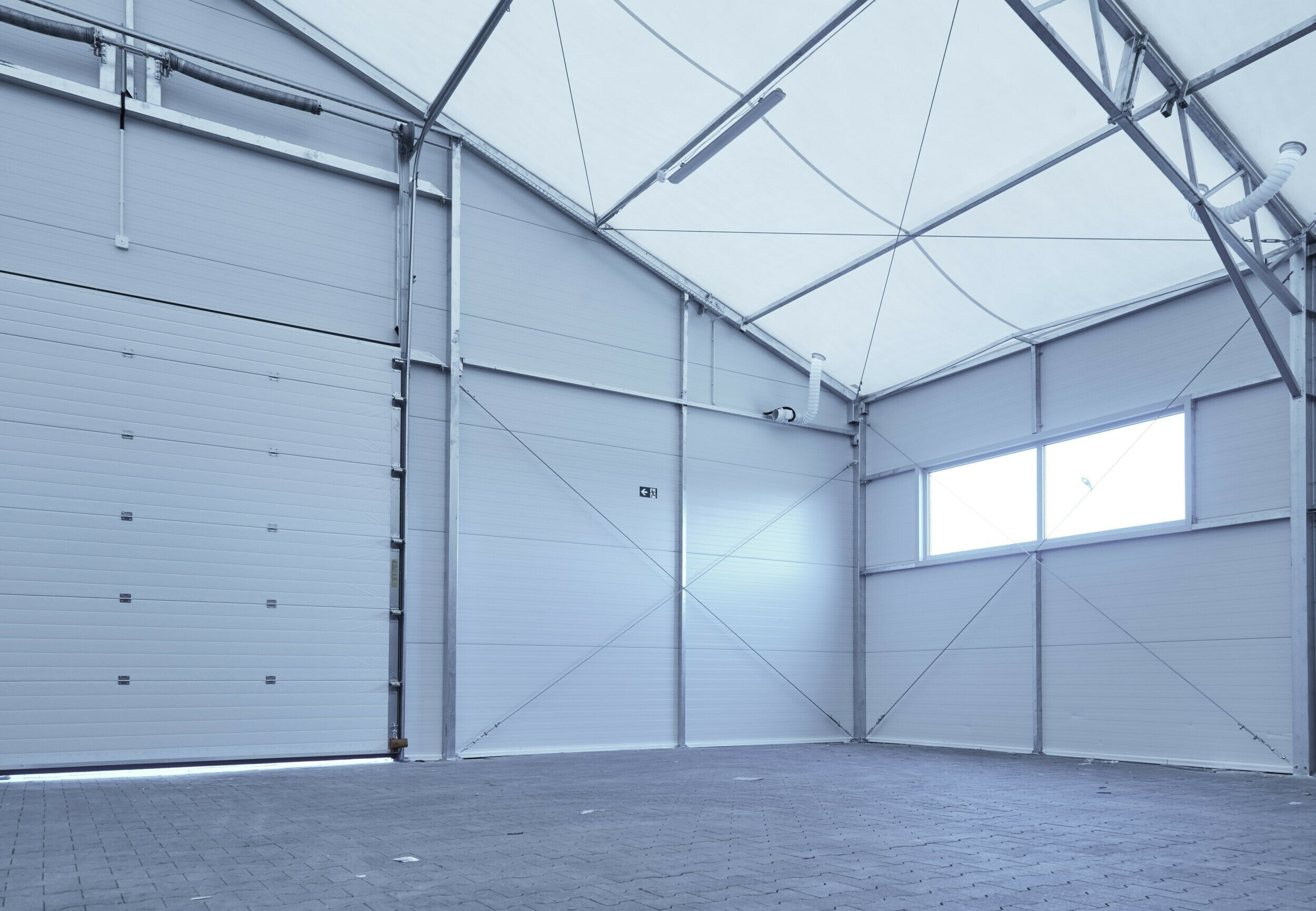 hale namiotowe całoroczne