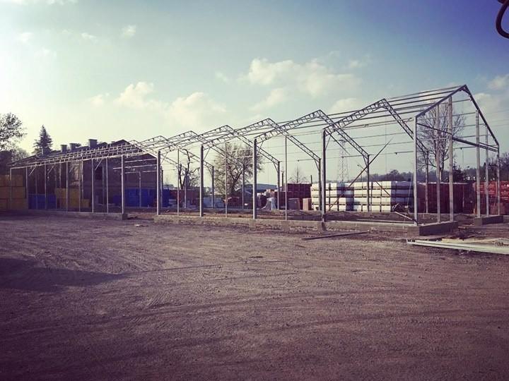 montaż konstrukcji stalowej - Starachowice
