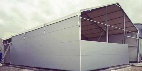 obudowa ścian i dachu
