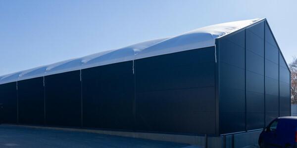 przeznaczenie namiotów przemysłowych