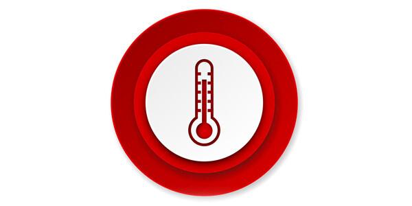 regulacja temperatury w magazynie