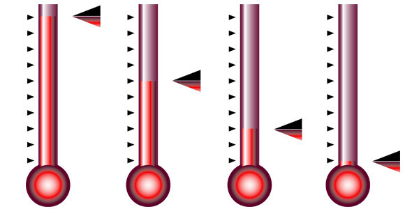 temperatury w chłodniach